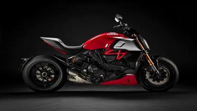 Resmi Diluncurkan, Motor Ducati Diavel 1260 Lamborghini Tampil Lebih Sporty