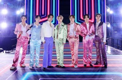 Warna-Warni Tampilan BTS hingga Justin Bieber di AMA 2020