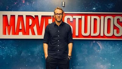 Berjuang di Masa Pandemi, Ryan Reynolds Rekam 400 Video Terima Kasih untuk Kru Film