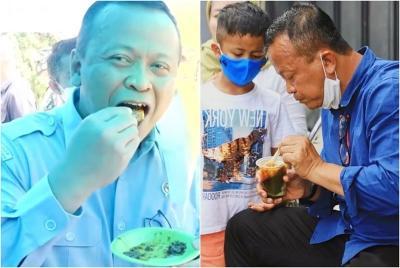 Sebelum Ditangkap KPK, Menteri KKP Edhy Prabowo Doyan Promosikan Jajanan Lokal