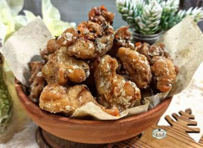 Homemade Chicken Karaage, Mudah dan Dijamin Bikin Ketagihan