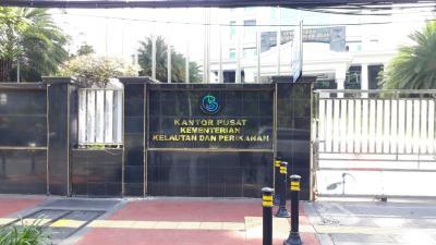 Ditangkap KPK, Kantor Menteri Edy Prabowo Tertutup Rapat
