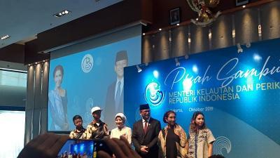 Susi Tolak Ekspor Benih Lobster dan Edhy Prabowo Ditangkap KPK
