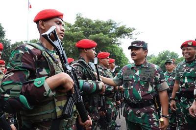 5 Jenderal dan 4 Kolonel Anak Buah Prabowo Dirotasi