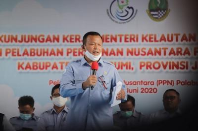 Edhy Prabowo Ditangkap KPK, Menteri KKP Trending Topic di Medsos