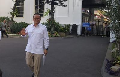 Menteri KKP Edhy Prabowo Ditangkap KPK, Stafsus Tolak Berkomentar