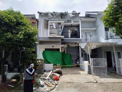 Kesaksian Pemilik saat Tabung Gas 12 Kg Meledak hingga Merusak 3 Rumah