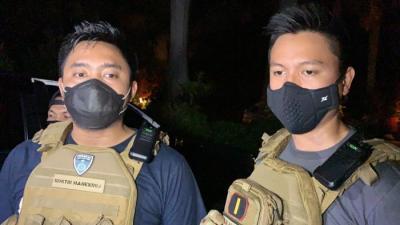 Polisi Tangkap Perampok Emas Batangan di Cengkareng