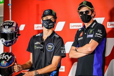 Susul Valentino Rossi ke MotoGP, Uccio: Luca Marini Pantas Naik Kelas