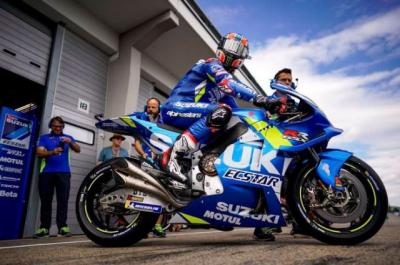 Gagal Jadi Runner-up MotoGP 2020, Alex Rins Enggan Mendendam