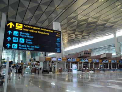 Mengenal Daftar Terminal di Bandara Soekarno-Hatta Yuk