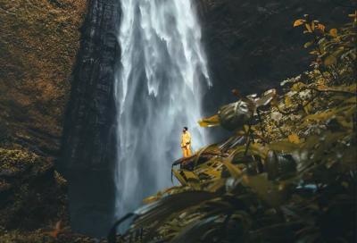 7 Destinasi Air Terjun Cantik di Lumajang, Adem Memanjakan Mata