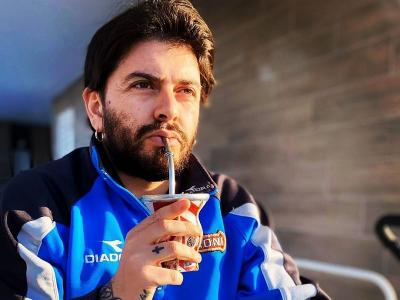 Potret Ganteng Putra Mendiang Diego Maradona