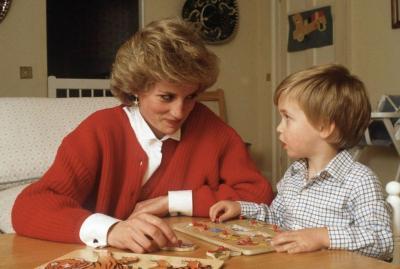 Mengais Inspirasi Busana dari Off Duty ala Putri Diana