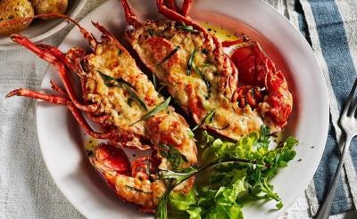 Lobster Salah Satu Makanan Termahal, Apa Saja Nutrisinya?
