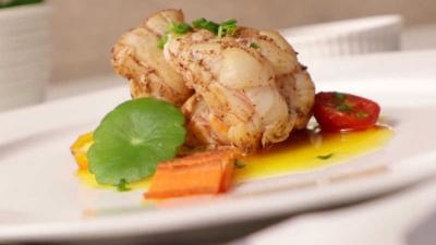 Intip Resep Lobster Lemon Butter Sauce, Bikin Ngiler