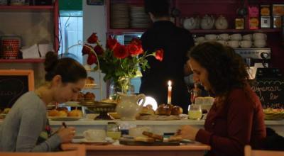 Kafe-Kafe Terbaik di Buenos Aires, Kampungnya Maradona