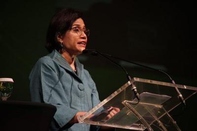 Sri Mulyani: Prioritas Belanja APBN 2021 untuk Kesehatan dan Bansos