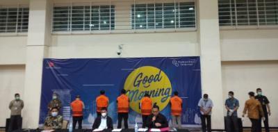 16 Orang Turut Diamankan saat OTT Edhy Prabowo, Berikut Daftarnya