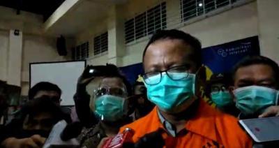 Minta Maaf ke Jokowi, Edhy Prabowo: Saya Sudah Mengkhianati Kepercayaan Beliau