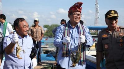 Kebijakan Menteri KKP Edhy Prabowo soal Ekspor Benur Bikin Everybody Happy?