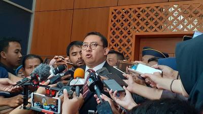 Edhy Prabowo Ditangkap, Fadli Zon: Semoga KPK Temukan Harun Masiku