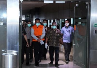 Edhy Prabowo Tersangka, Kantor Eksportir Benur PT RSN di Tangsel Terkunci Rapat