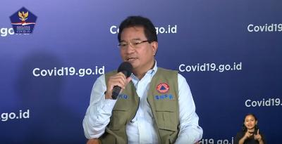 Satgas Sebut Kasus Covid-19 di 13 Provinsi Prioritas Naik Turun