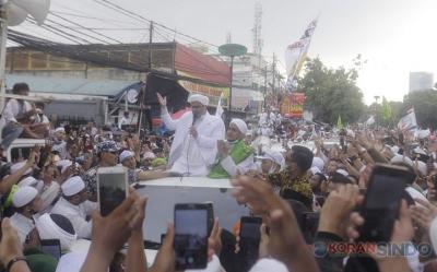 Habib Rizieq Dirawat di RS Ummi Bogor, Tak Ada Gejala Covid-19
