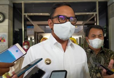 Pejabatnya Positif Covid-19, Kantor Disdik Kota Bogor Ditutup