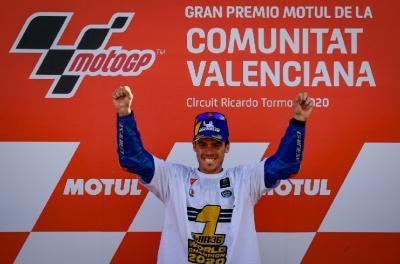 Joan Mir Bocorkan Perubahan Besar yang Buatnya Sukses di MotoGP 2020