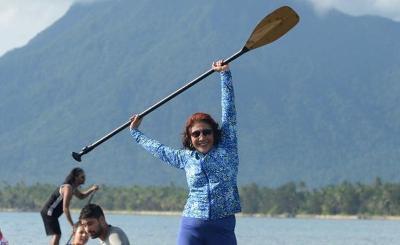 Susi Pudjiastuti: Kalau Tak Dukung Pariwisata Indonesia Akan Saya Tenggelamkan