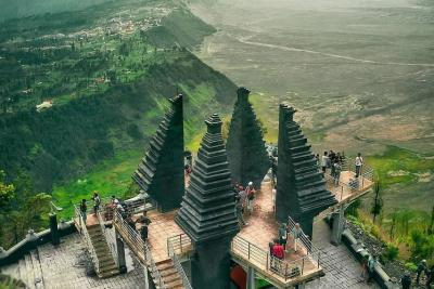 Viral Puncak Seruni, Spot Wisata Baru untuk Nikmati Kemegahan Bromo