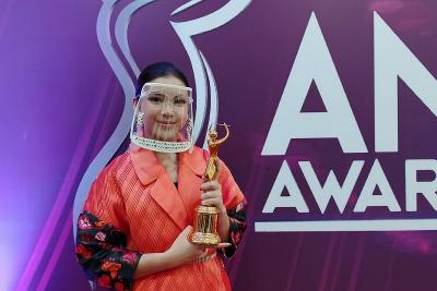 Menang AMI Awards 2020, Tiara Andini: Awal yang Baik