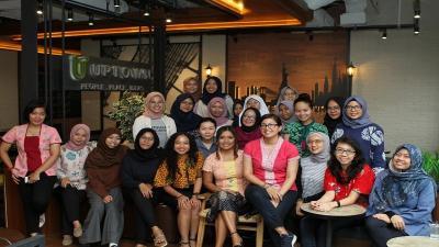 Girls inTech Indonesia Beri Beasiswa Digital dan Teknologi untuk Anggota dan Publik