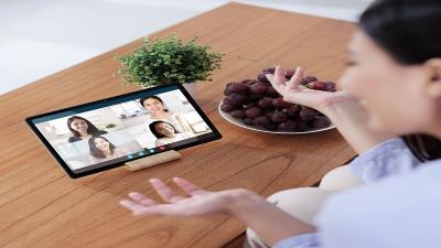 Fitur Focus Mode Galaxy Tab A7 Bantu Selesaikan Target Pekerjaan