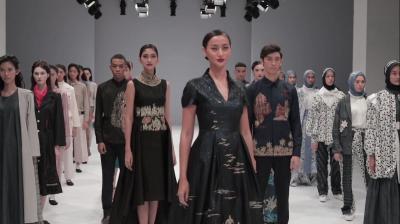 Pamerkan Keindahan Indonesia, Kemenparekraf Gandeng 3 Desainer di Jakarta Fashion Week 2021