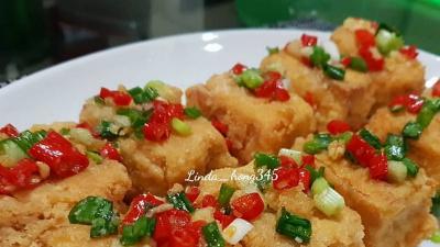 Resep Tahu Cabai Garam, Cocok Disantap dengan Nasi Hangat