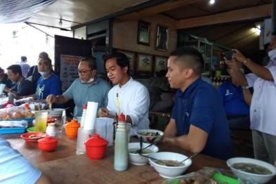 Gurihnya Soto Gading, Menu Sarapan Gibran dan Kuliner Favorit Jokowi