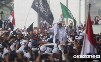 Segera Diperiksa, Habib Rizieq Tersangka Pelanggaran UU Karantina Kesehatan?