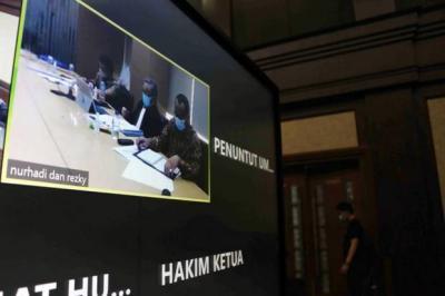 Sidang Kasus Nurhadi, Pengacara Bantah Kliennya Kendalikan Hakim MA