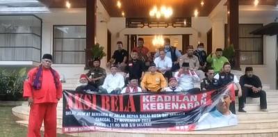 Puluhan Ormas di Jakarta Siap Pasang Badan untuk Anies Baswedan