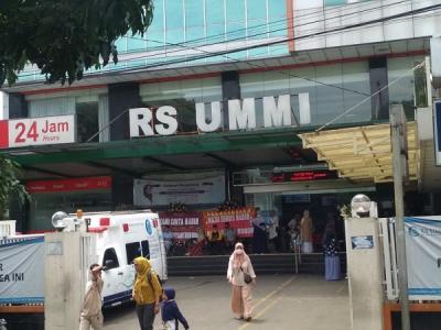 Hari Ini Habib Rizieq Direncanakan Tes Swab di RS Ummi Bogor