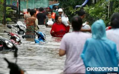 APBD DKI 2021 Rp82,5 Triliun Prioritaskan Banjir dan Pemulihan Ekonomi Dampak Covid-19