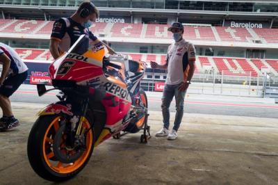 Honda Akui Tak Siap Hadapi Cedera Marquez di MotoGP 2020
