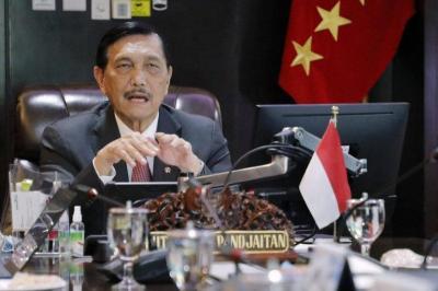 Luhut: Potensi Indonesia Lebih Bagus dari Thailand, tapi Kita Kalah Jual