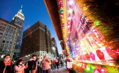 Cara Warga Amerika Rayakan Hari Thanksgiving Parade Macy's di Tengah Covid-19