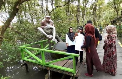 Kembangkan Wisata Mangrove, Pemprov Kaltara Gandeng Perusahaan Jerman