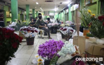 Akhir Pekan Ini Yuk Cuci Mata ke Pasar Bunga di Jakarta