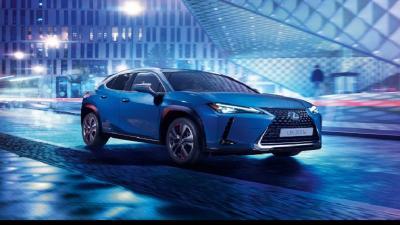 Lexus Luncurkan Electric Vehicle Pertama Dalam Bentuk UX 300e